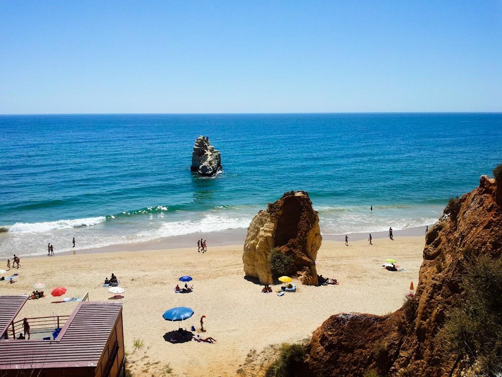 voyage au portugal iv les belles plages ninaah bulles. Black Bedroom Furniture Sets. Home Design Ideas