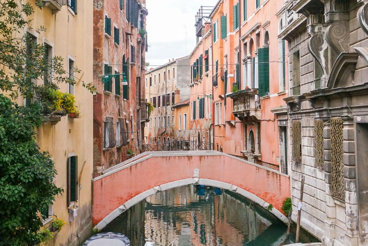 Venise, ninaah bulles