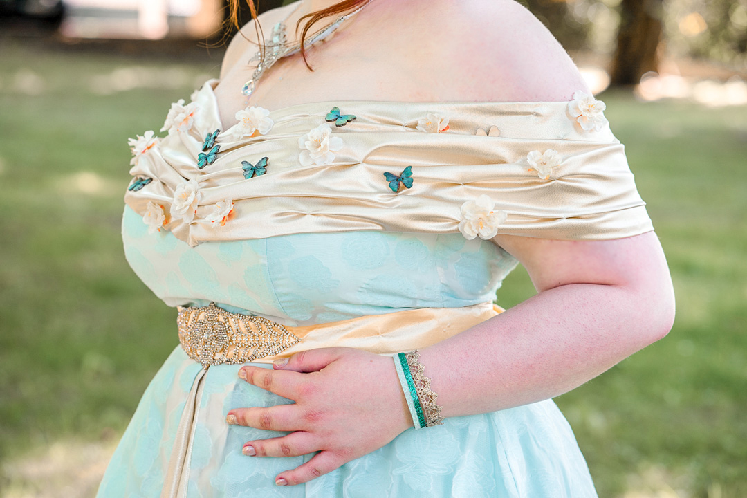 Princesse, disney, grande taille, curvy, mint dorée, ninaah bulles, mariée, mariage