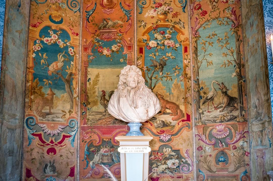 château, Vaux-Le-Vicomte, ninaah bulles, visite, france, tourisme, voyage
