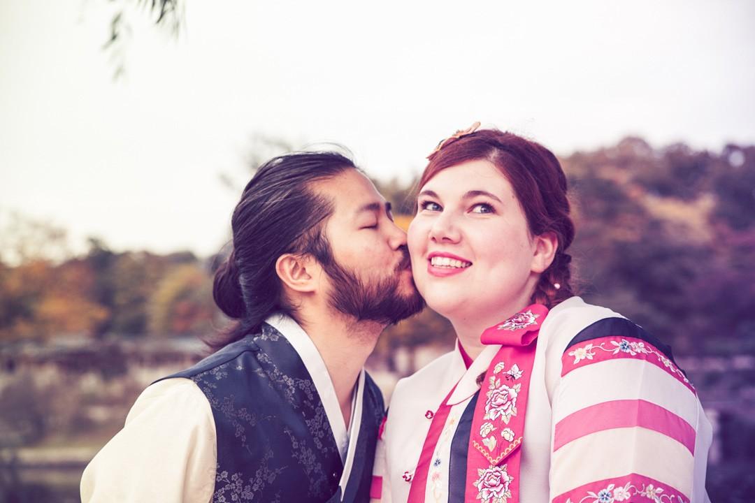 Hanbok, Corée du sud, ninaah bulles, curvy, grande taille seoul