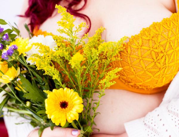 lingerie, soutien gorge, grande taille, dentelle, aubade, bahia,glamuse, papaya, couture, confiance en soi, soutien gorges, champetre, délicat, fleurs, curvy, body positive, grand bonnet