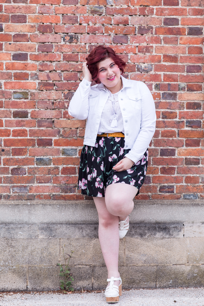Ninaah Bulles, mode, look, jupe culotte, givenchy, gain de malice, shein, plus, plus size, grande taille, ronde, curvy, blogeuse