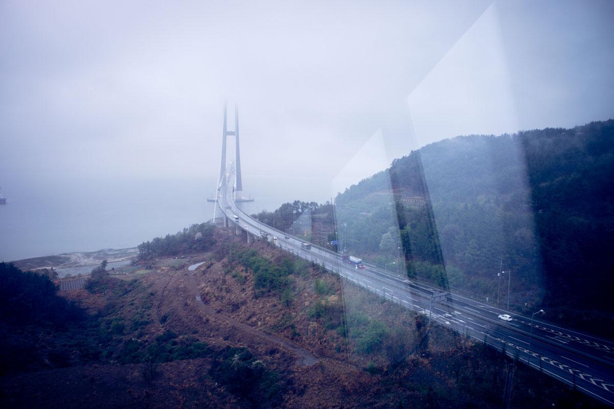 ninaah bulles, coree du sud, yeosu, voyage, aquarium, odongdo, visite, korea