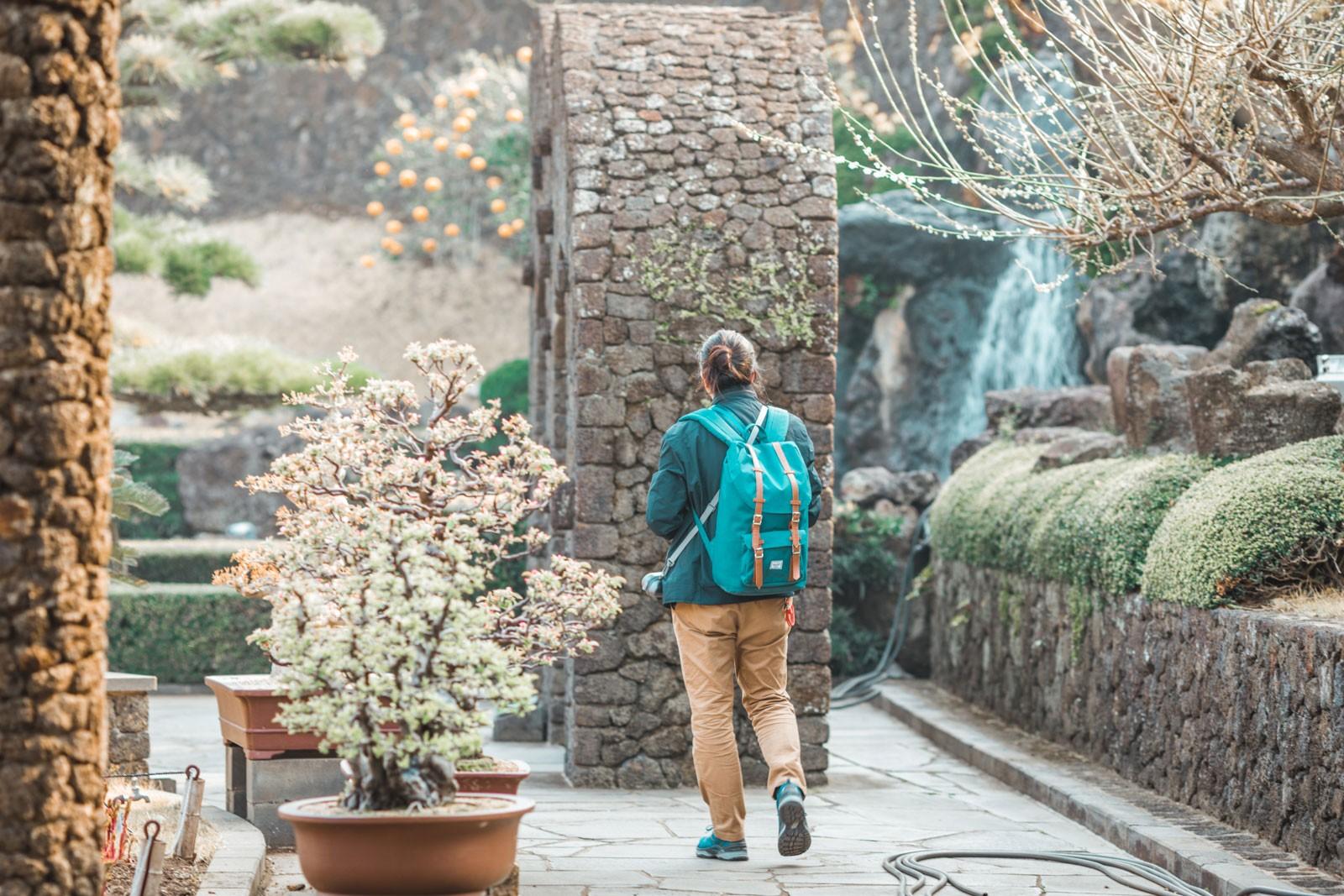 ninaah bulles, corée du sud, korea, spirited garden, voyage, jeju