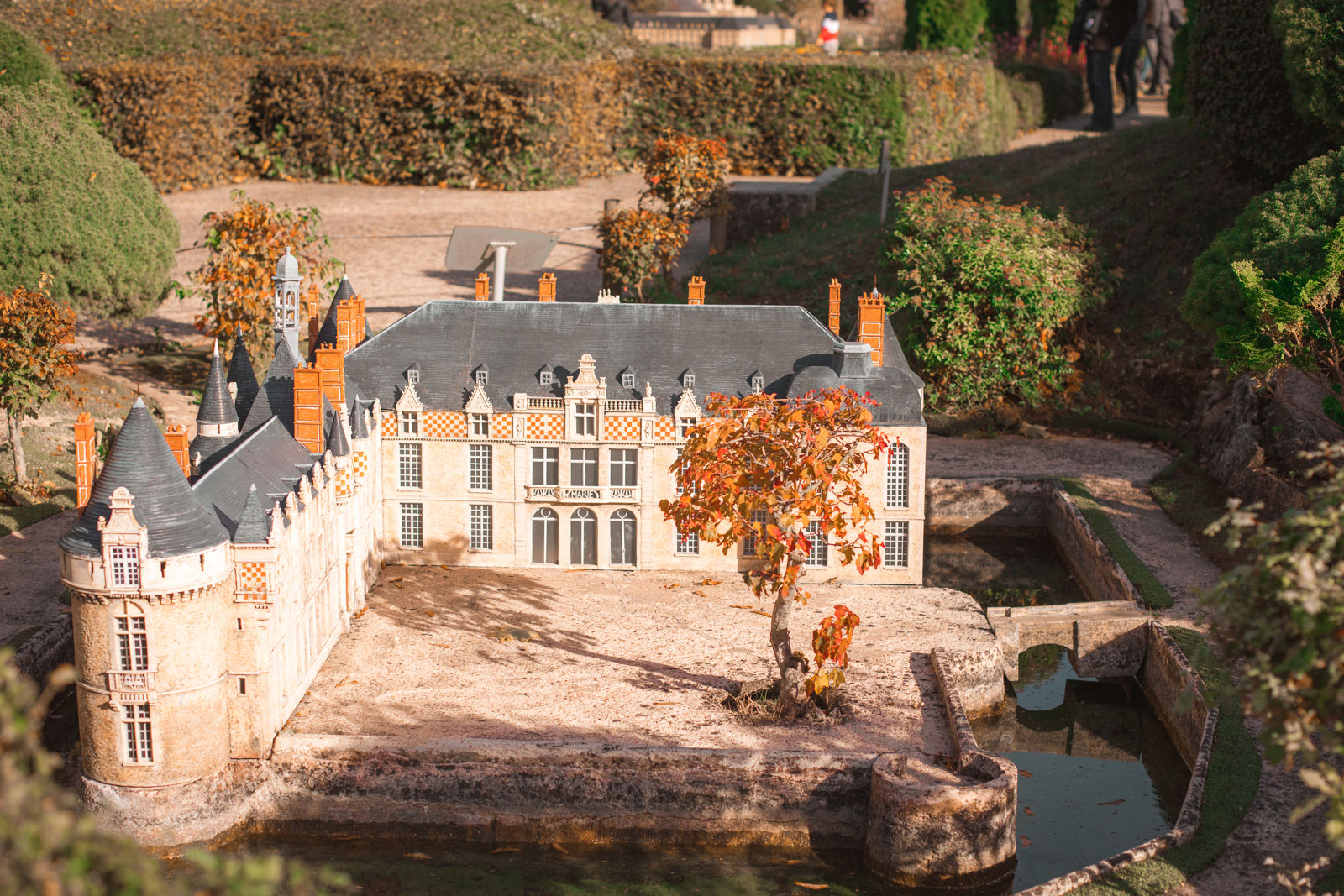 Ninaah Bulles, visite, lifestyle, halloween France miniature, voyage, France, sortie, paris, ile de france