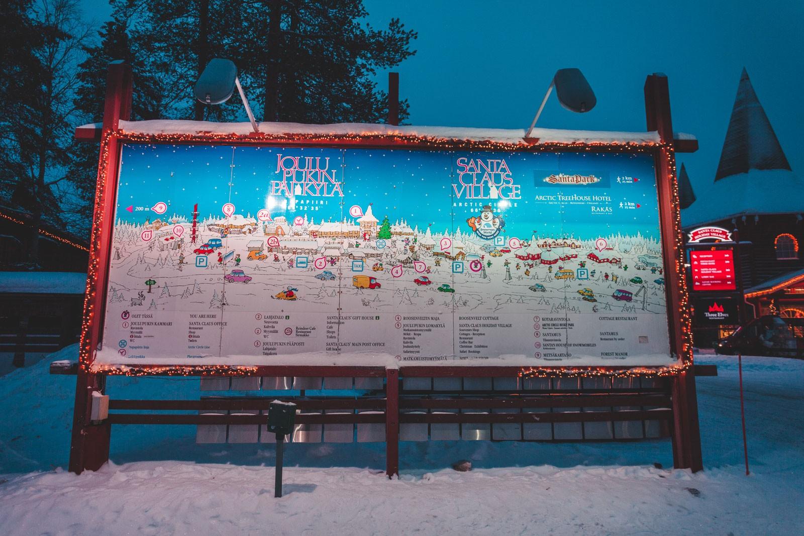 ninaah bulles, voyage, Laponie, rovaniemi, village du père noël, Finlande