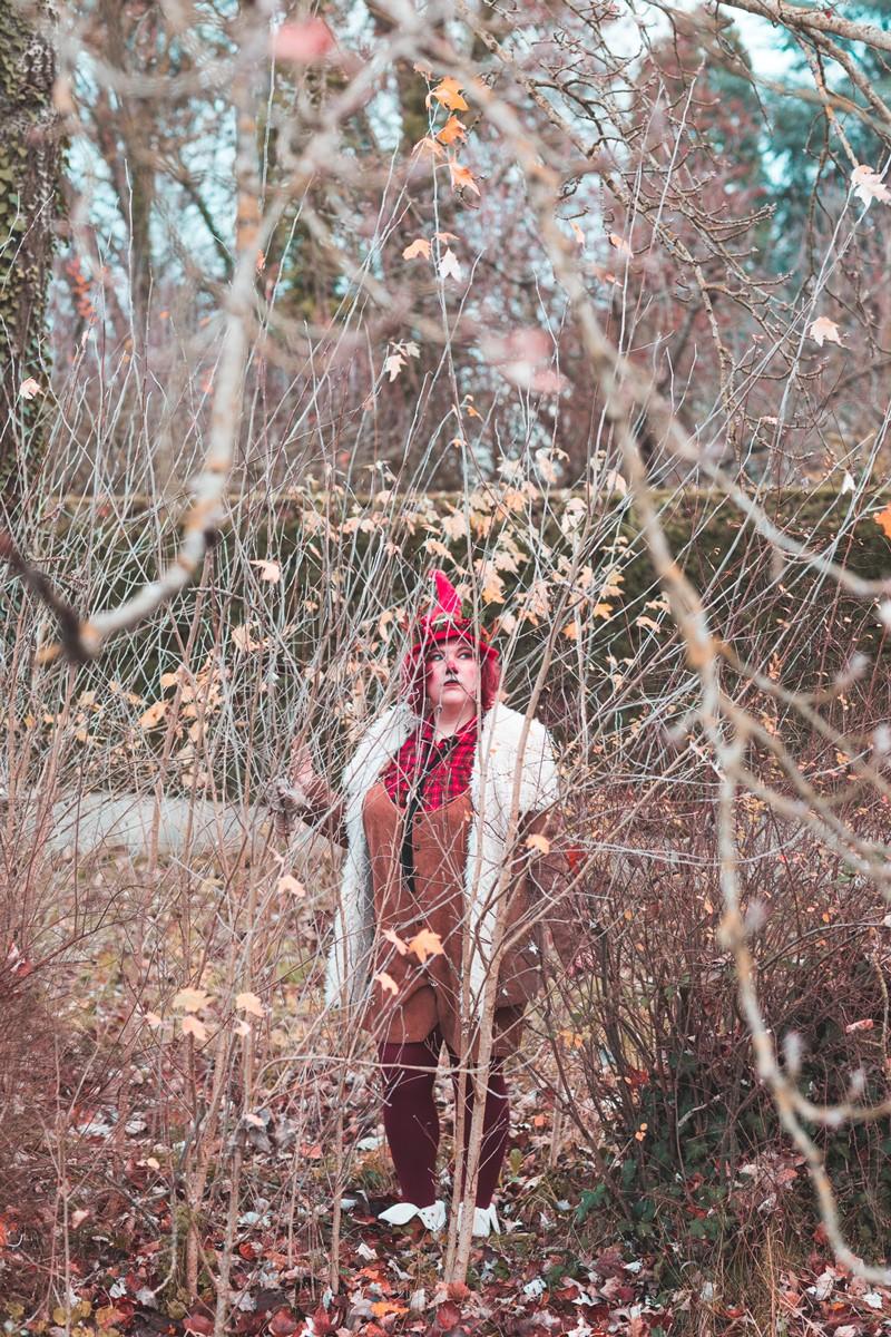 Rudolf, ninaah bulles, look, noel, mode, grande taille, plussize, shein, kiabi, la halle, diy, christmal