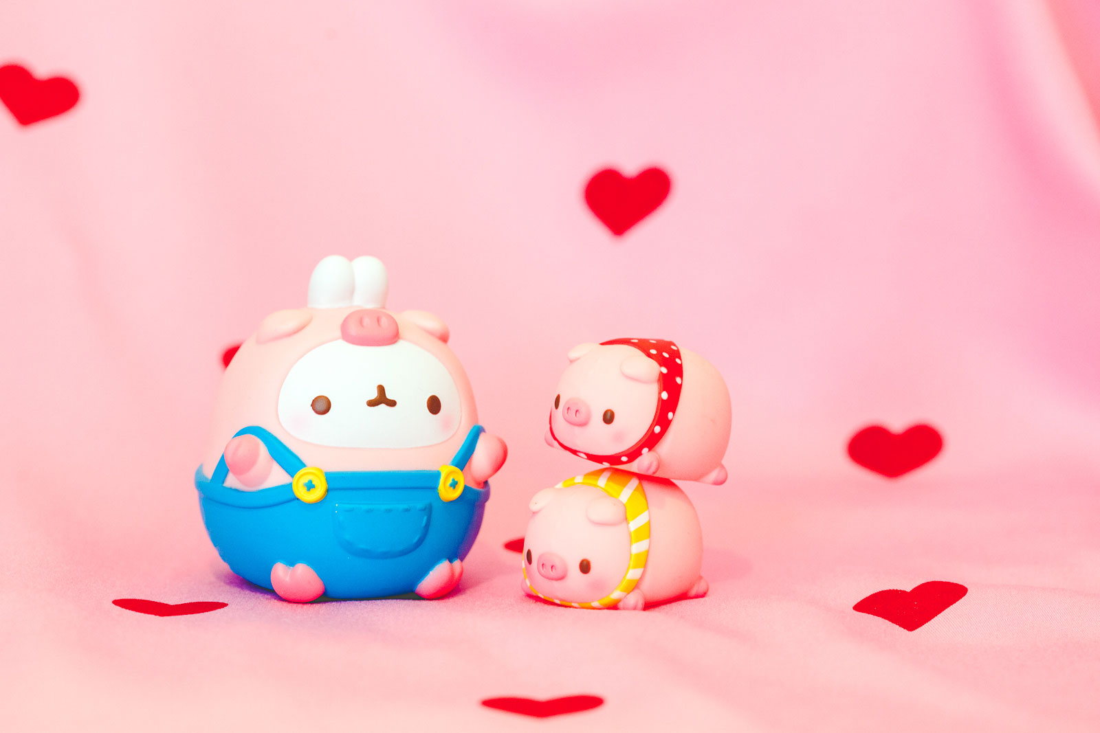 ninaah bulles, beauté, saint valentin, soins, molang