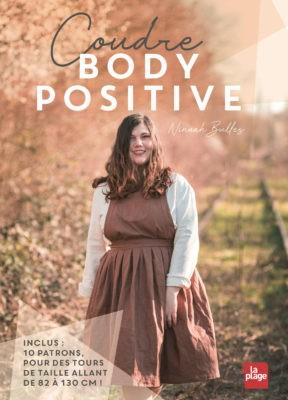 çoudre Body positive; ninaah bulles, livre couture grande taille, inclusif